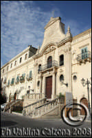 Bellissimo Santuario S.Francesco, Milazzo.. Agosto 2008 Ph Valdina Calzona  - Milazzo (3292 clic)