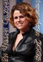 La cantante Tosca alla trasmissione Insieme-Marzo 2008 Ph Valdina Calzona  - Catania (1573 clic)