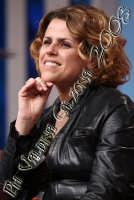 La cantante Tosca alla trasmissione Insieme-Marzo 2008 Ph Valdina Calzona  - Catania (1609 clic)