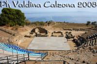 Il piccolo teatro greco di Tindari.. Agosto 2008 Ph Valdina Calzona  - Tindari (2716 clic)