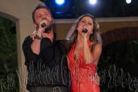 Giò di Tonno e Lola Ponce ospiti nella trasmissione 'Insieme'. Giugno 2008 Ph Valdina Calzona  - Catania (1040 clic)