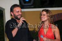 Giý di Tonno e Lola Ponce ospiti nella trasmissione 'Insieme'. Giugno 2008 Ph Valdina Calzona  - Catania (1147 clic)