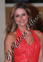 Lola Ponce ospite nella trasmissione 'Insieme'. Giugno 2008 Ph Valdina Calzona  - Catania (1141 clic)