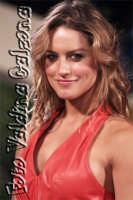 La bellissima Lola Ponce ospite nella trasmissione 'Insieme'. Giugno 2008 Ph Valdina Calzona  - Catania (1134 clic)