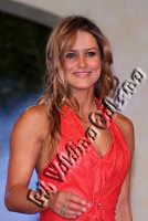 La bellissima Lola Ponce ospite nella trasmissione 'Insieme'. Giugno 2008 Ph Valdina Calzona  - Catania (1183 clic)