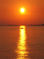 tramonto  - Mazara del vallo (4639 clic)