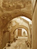 Cortile (casba)  - Mazara del vallo (4298 clic)