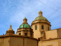 Cupole della catedrale  - Mazara del vallo (1296 clic)