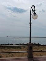 Braccio del porto nuovo (vista lungomare)  - Mazara del vallo (2511 clic)