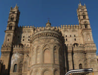Abside cattedrale  - Palermo (2465 clic)