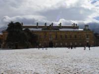 Il palazzo Borbonico ricoperto di neve  - Ficuzza (6901 clic)
