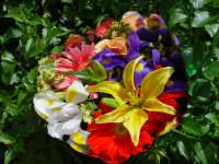 Composizione floreale  - Bolognetta (4777 clic)