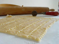Preparazione chiacchere  - Palermo (5643 clic)