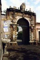 Ingresso della Villa Cerami  - Catania (2354 clic)