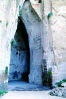 Orecchio di Dionisio  - Siracusa (2058 clic)