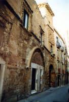 Il vecchio palazzo ebreo.  - Trapani (1721 clic)
