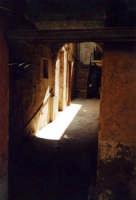 Il cortile del palazzo ebreo.  - Trapani (1706 clic)