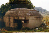 Bunker della Seconda Guerra Mondiale  - Sortino (6540 clic)
