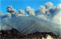 Eruzione del 2002  - Etna (4099 clic)