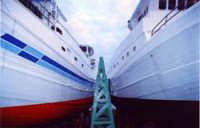 Cantiere navale  - Aci trezza (3446 clic)