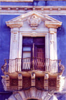 Balcone barocco  - Catania (3490 clic)
