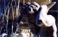Fontana dell'Amenano  - Catania (2652 clic)