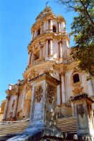 La chiesa di San Giorgio.  - Modica (2045 clic)