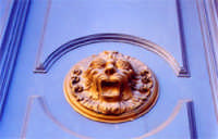 Un leone al Palazzo delle Finanze....  - Catania (4175 clic)