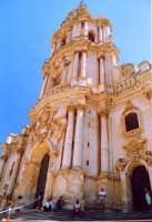 La chiesa di San Giorgio. MODICA Giuseppe Zingarino