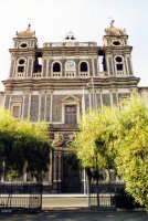 Vista del convento.  - Adrano (2865 clic)