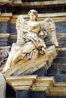 Particolare della facciata del convento.  - Adrano (2211 clic)