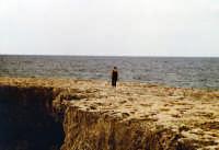 Punta Sottile, l'europea su terraferma più a sud d'Europa  - Lampedusa (2701 clic)