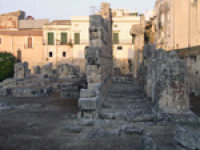 Tempio di Apollo  - Siracusa (2337 clic)