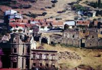 Convento distrutto durante la Seconda Guerra Mondiale. Il paese fu scenario di violenti scontri tra truppe USA e tedesche.  - Troina (6999 clic)