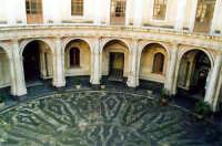 Il cortile del convitto Cutelli  - Catania (4529 clic)