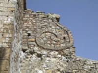 particolare della chiesa di Santa Maria della Cava  - Aidone (2748 clic)