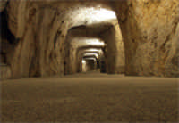 L'Ipogeo romano  - Siracusa (3413 clic)