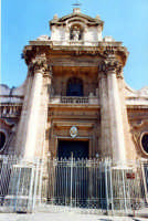 Santuario del Carmine  - Catania (1840 clic)