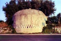 Bunker della Seconda Guerra Mondiale  - Palazzolo acreide (3426 clic)