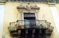 Balcone barocco   - Militello in val di catania (2617 clic)