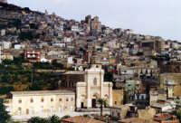 Veduta della città  - Enna (3651 clic)