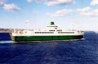 Ferry boat  - Messina (5213 clic)