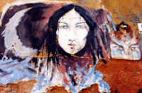 Murale a San Berillo Vecchio  - Catania (2263 clic)