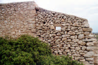 Resti di dammuso  - Lampedusa (1590 clic)
