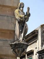 L'ingresso a Ragusa Ibla RAGUSA Giuseppe Zingarino