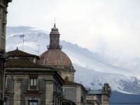 Etna vista da via Etnea  - Catania (3346 clic)