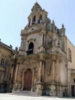 Chiesa di San Giuseppe a Ragusa Ibla RAGUSA Giuseppe Zingarino