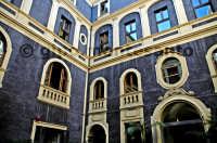 La sede della Facoltà di Scienze Politiche. (particolare)  - Catania (3311 clic)