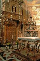 Il barocco all'interno della cappella di S.Agata nel Duomo di Catania  - Catania (6843 clic)