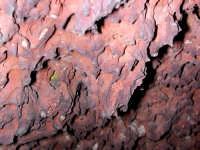 Close up - Tetto della Grotta dei Ladroni  - Etna (3671 clic)